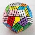 MHZ MingHaoZhi C4U Cube4You Velocidad Teraminx Cubo Mágico Juego de Puzzle Cubos Juguetes Educativos Para Los Niños Y Los Niños