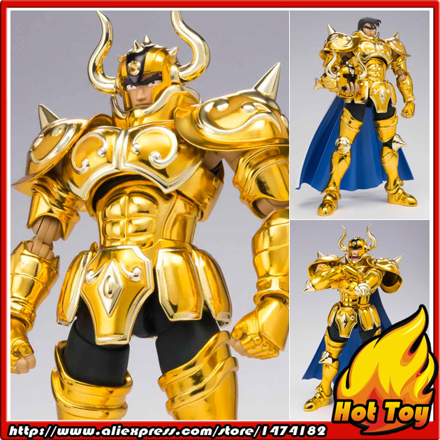 100% Original BANDAI Tamashii Nations Saint Cloth Myth EX Action Figure - Taurus Aldebaran from Saint Seiya saint seiya soul of gold original bandai tamashii nations saint cloth myth ex action figure taurus aldebaran god cloth
