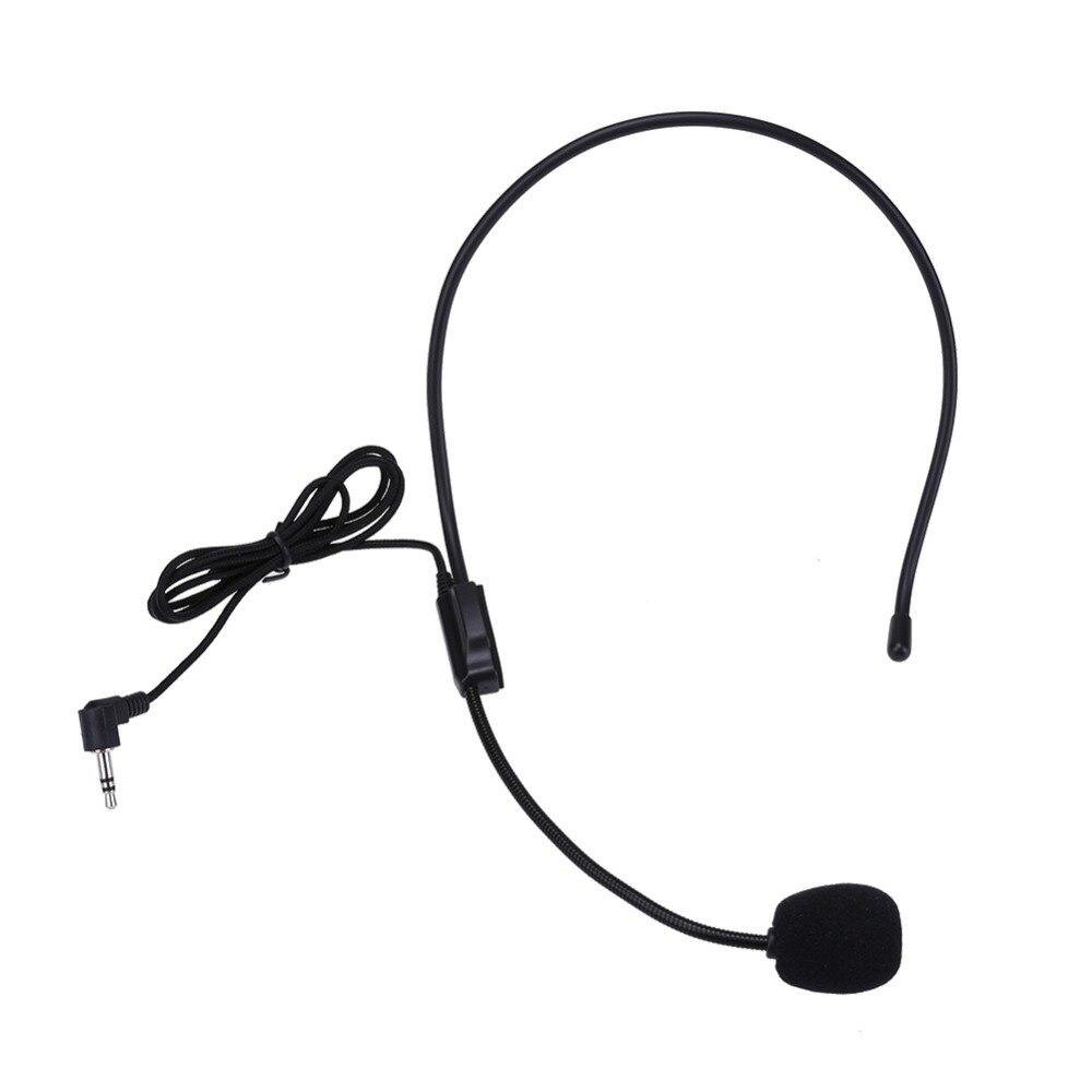 Mini Portable Lightweight Teachning Microphone 3.5mm Plug