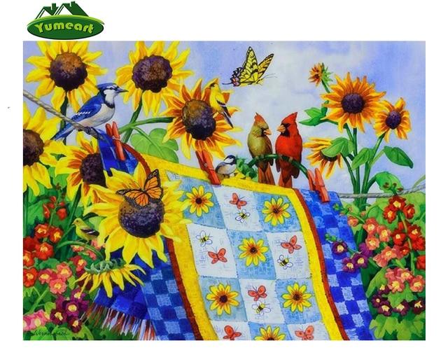 900+ Gambar Bunga Matahari Menggambar  Terbaru