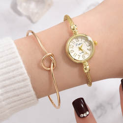 Lvpai Брендовые Часы с браслетом набор роскошных женщин золотой серебряный браслет и браслет кварцевые часы модные женские креативные