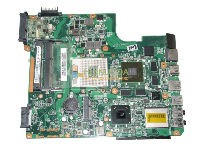 NOKOTION A000074700 DATE5DMB8F0 Main Board For Toshiba Satellite L700 L745 Laptop Motherboard HM65 DDR3 GT525m nokotion genuine h000064160 main board for toshiba satellite nb15 nb15t laptop motherboard n2810 cpu ddr3