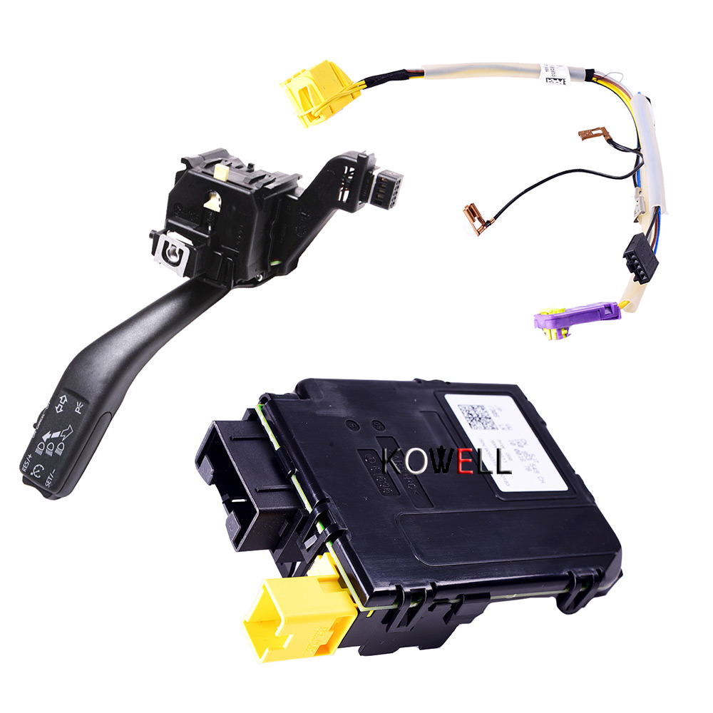 MFSW MF Steering Wheel Module & Switch For VW Tiguan Jetta MK5 Golf Gti MK6 1K0 953 549 CD 1K0 971 584 C cruise set mfsw mf steering wheel module