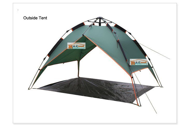 Free shiping Multi function with three easy to put up a tent +two mat free Automatic Beach Tent Fishing Tent For 2 3 Person-in Tents from Sports ...  sc 1 st  AliExpress.com & Free shiping Multi function with three easy to put up a tent +two ...