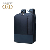 Coofit Fashion Business Backpack For Men Oxford Multifunctional Laptop Backpack Large Capacity Men Travel Bags High
