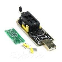 J34 Бесплатная Доставка USB Программатор CH341A Горелки Серии Чип 24 EEPROM Writer 25 SPI Flash BIOS НОВЫЙ