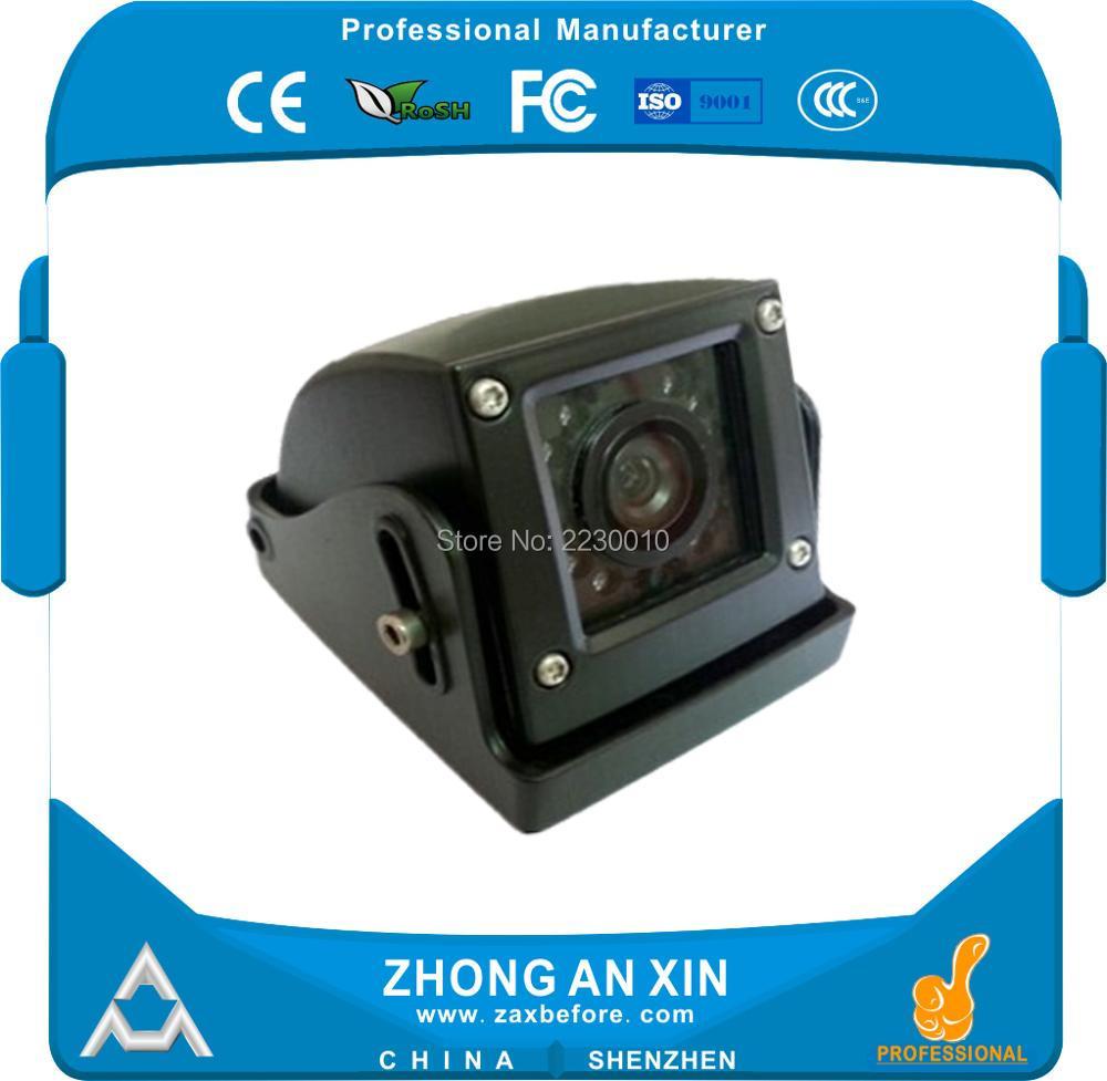 700TVL wodoodporna IP67 IR night vision lewego widok kamera samochodowa samochodów widok z boku kamery fabryka samochodów ciężarówka autobus aparat OEM ODM