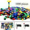 1000 unids ladrillos hueco ciudad diy creativo juguetes para niños educativos bloques de construcción de ladrillo ladrillos a granel compatible con lego