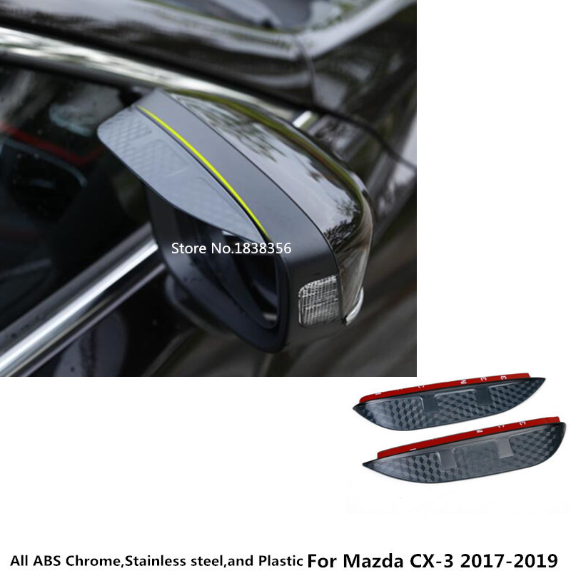 2019 Mazda Cx 3: For Mazda CX 3 CX3 2017 2018 2019 Car Rear Rearview Side