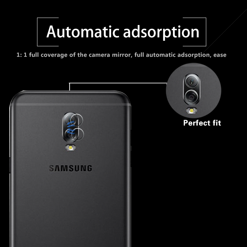 Ultrathin Back Camera Lens Tempered Glass Film For Samsung Galaxy C8 C7100 5.5 Rear Lens Protective Film Glass High Transparent
