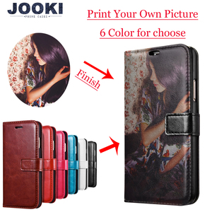 Image 1 - Custom made any image pic Photo DIY Wallet Leather Phone Case Flip Cover For Apple iPhone X 8Plus 8 7Plus 7 6sPlus 6s 6Plus 6