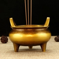 Pure copper Incense burner Archaize incensory Home furnishings