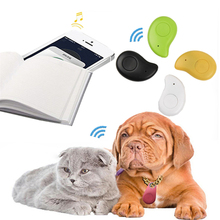 hot deal buy new pets anti-lost gps tracker waterproof bluetooth remote tracer for pet dog cat keys wallet bag kids trackers finder equipment