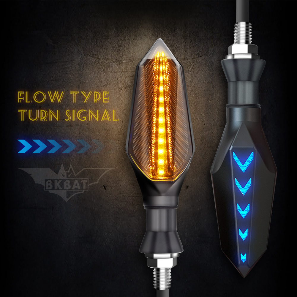 NEW Water Flowing Motorcycle LED Turn Signal Lights Direction Indicators clignotant moto FOR Kawasaki Z300 Z650 Z800 Z900 Z1000NEW Water Flowing Motorcycle LED Turn Signal Lights Direction Indicators clignotant moto FOR Kawasaki Z300 Z650 Z800 Z900 Z1000