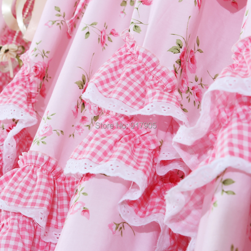 Elegant European Country Style Vintage Floral Rustic Curtain For ...