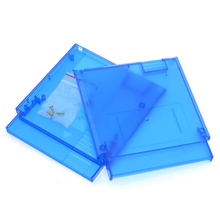 Replacement 72 Pins Game Cartridge Card Plastic Shell Cover Housing Case with 3 Screws for N-E-S Cartridge Card card o ender s game