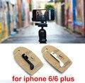 Teléfono móvil teléfono móvil titular flexible tpr sidekic trípode boca para el iphone 4/4s 5/5s 6 6 s/6 más