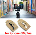 cellphone  mobile phone  Flexible TPR Sidekic holder Tripod Mouth for iphone 4/4s 5/5s 6 6s / 6 plus