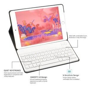 Image 2 - Funda para teclado para Apple iPad Air 3 10,5 2019, cubierta para teclado, A2152