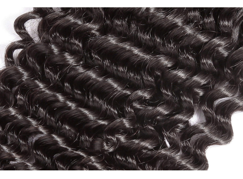 HTB19KCWjaQoBKNjSZJnq6yw9VXaD Luvin Deep Wave 28 30 inch 3 4 Bundles With 5x5 Lace Closure and 13x4 Frontal Brazilian Human Hair Weave Curly Remy Water Wave