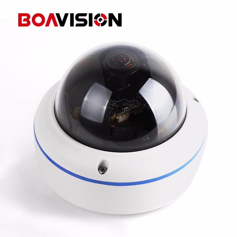 HD 1080P Starlight IP Camera POE 2MP Outdoor Dome Onvif,Low Lux Day/Night Color,360 Degrees Wide Angle P2P hd cctv starlight low illumination 1 3mp network ip camera day night ir color h 264 p2p onvif hisilicon