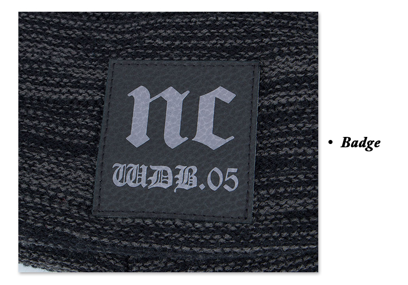2afc4504aa4b6e Beanies Hat Unisex Warm Soft Skull New NC Winter Autumn Hats for Men ...