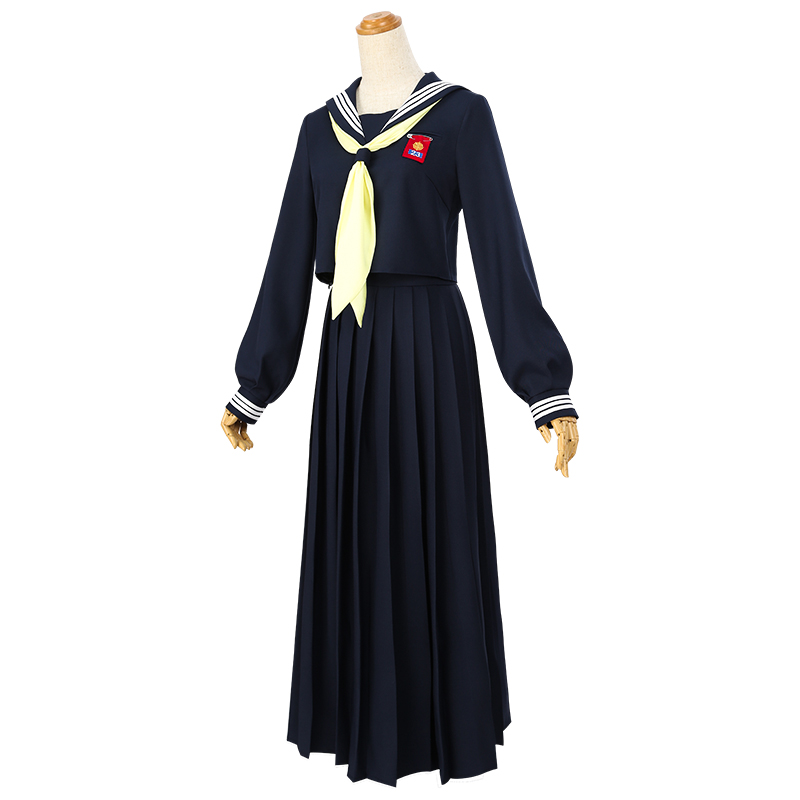 Kyou Kara Minerai Wa Cos Japonais JK Uniforme Femme Filles Top + Jupe + Cravate costume cosplay