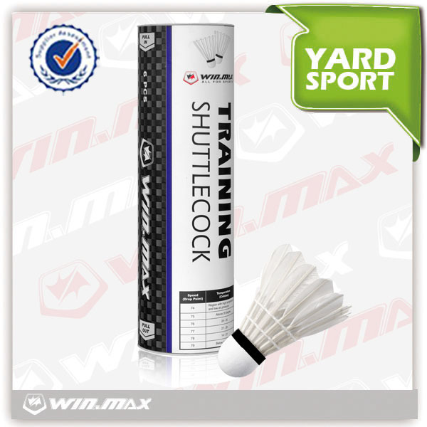 Winmax brand Aeroplane Cheap Badminton Shuttlecock