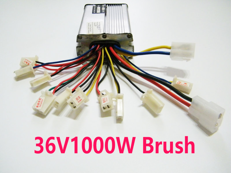 Brush Electric Scooter Controller 1000W Motor Controller EVO Scooter