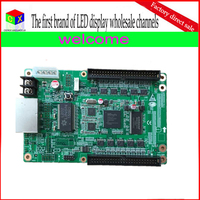 free shipping wholesale RV901/RV801 rgb full color synchronous led display controller/linsn Receiving Card