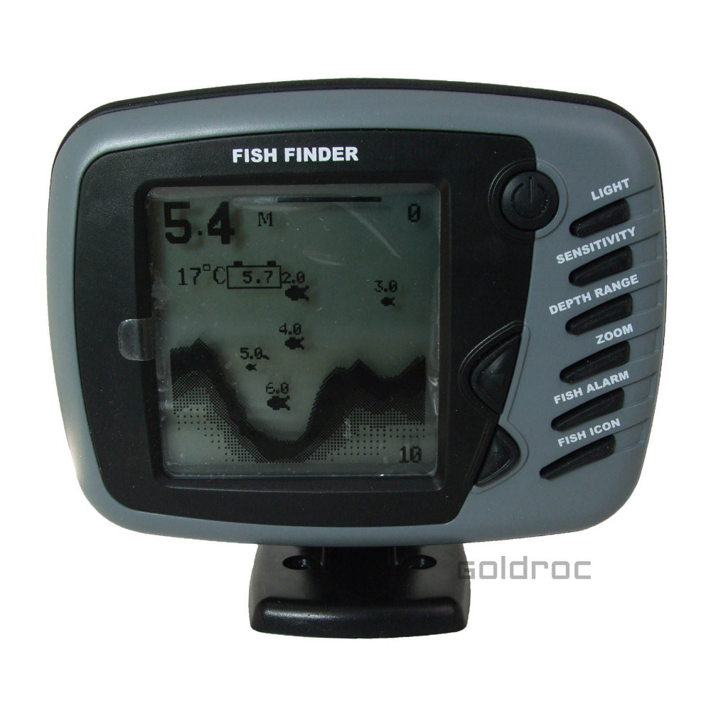 aliexpress : buy fd89 16 levels grayscale dual beam sonar boat, Fish Finder