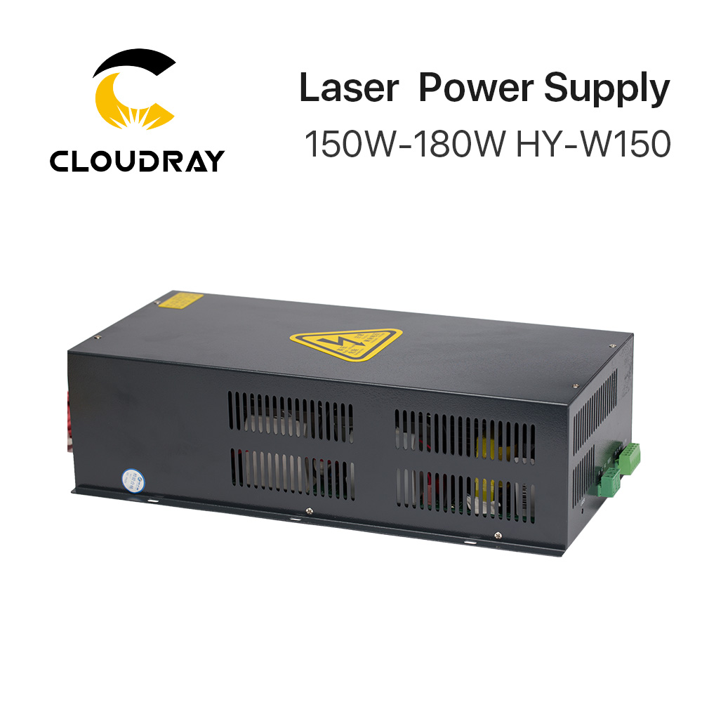 Cloudray 150-180W CO2 laseriga toiteallikas CO2 lasergraveerimisega - Puidutöötlemismasinate varuosad - Foto 5