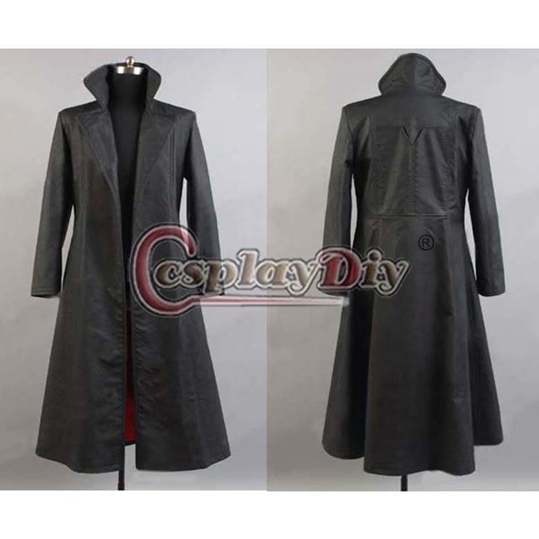 Custom Made Blade the Vampire Slayer Cosplay Coat Suit Adult Cosplay Costume For Halloween