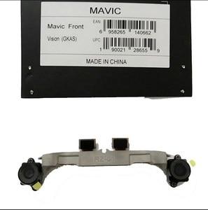 Image 2 - オリジナル DJI Mavic プロ部分のフロント視覚部品ビジョン障害物機能 RC ドローン用交換