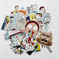 35pcs/set Drama Funny Stickers Decal for Car Laptop Bicycle Snowboard Notebook Waterproof Stickers Kids Toys Birthday Gifts