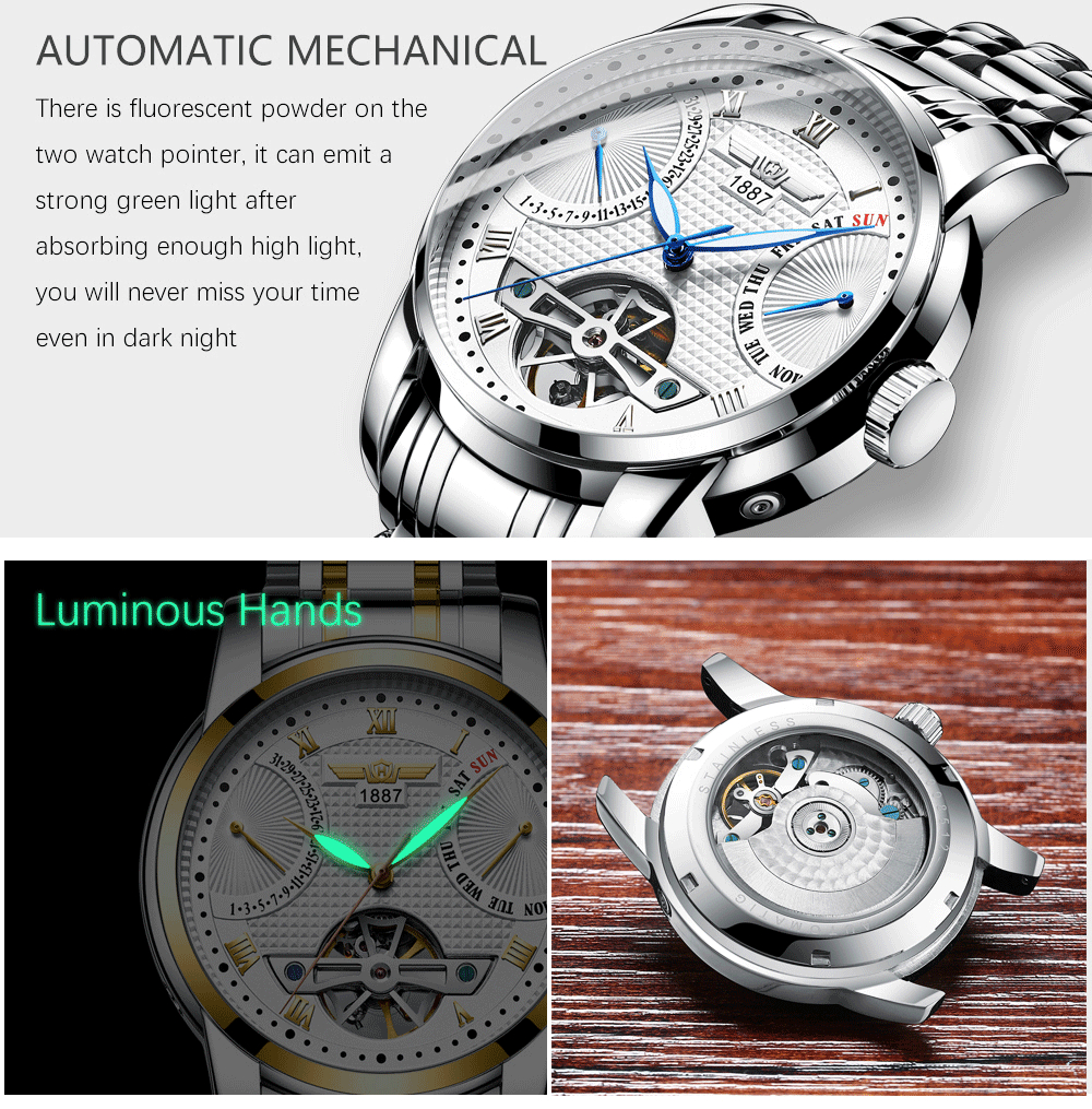 HAIQIN Men's watches Mens Watches top brand luxury Automatic mechanical sport watch men wirstwatch Tourbillon Reloj hombres 2020 HTB19KFqaErrK1RkSne1q6ArVVXap