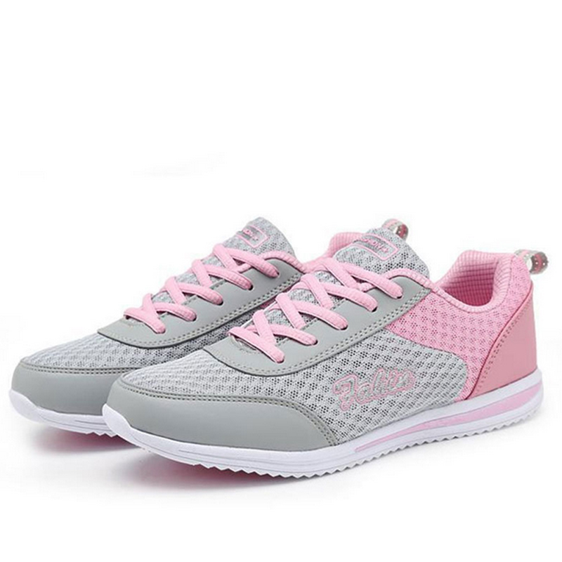 san francisco 41dab 2b251 Running shoes women air mesh sport sneakers Super Light Outdoor woman  Trainers lovers walking tennis summer breathable shoe