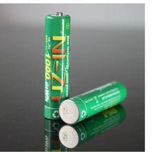 2 шт./лот 1,6 в Ni-Zn 1000mWh aaa аккумуляторная батарея nizn аккумуляторная батарея