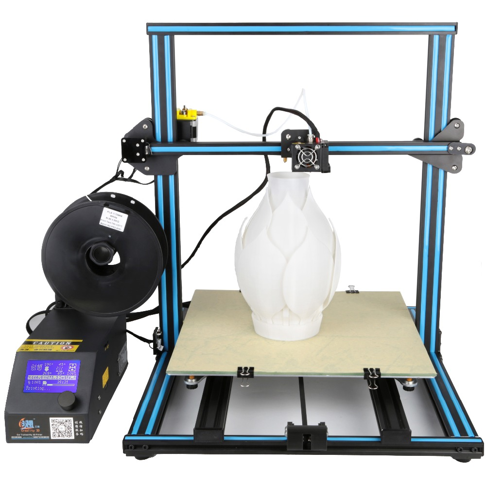 Creality CR-10 S5 large printing size DIY desktop 3D printer - Office Electronics - Photo 4