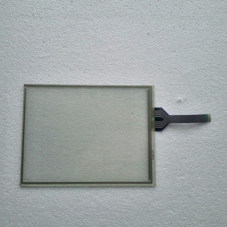 GT GUNZE USP 4 484 038 G1201 G1202 Touch Glass Panel for HMI Panel repair do