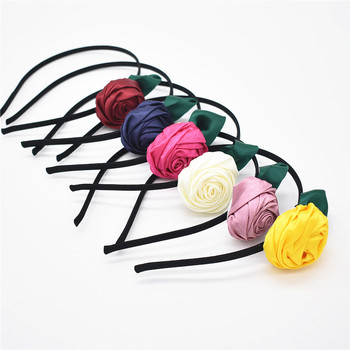 1-241 bear Hairbands crown gauze hair accessories for the beautiful girl Princess cartoon arches of hoop bands headband 1pcs Girls Accessories