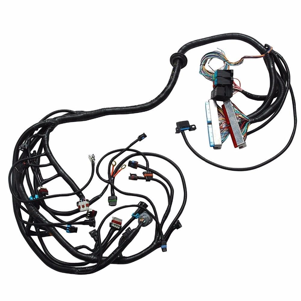 2jz standalone wiring harness