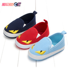 Cartoon Animal Baby Girl Shoes Infant Slippers 0-6 6-12 12-18M Toddler Girls Zapatos Crib Shoes First Walkers Baby Boy Shoes