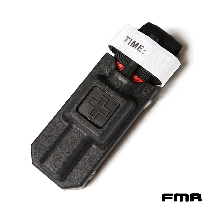 FMA Application Tourniquet Carrier Pouch Molle Medical Storage EMT Holsters Airsoft Gear Tactical Tourniquet Storage Pouch