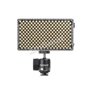 Image 2 - Aputure Amaran AL F7 Bi Color Temperature 3200 9500K CRI/TLCI 95+ 256Pcs Led Panel Stepless Adjustment On Camera LED Video Light
