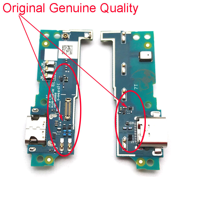 New For <font><b>Sony</b></font> Xperia L1 G3311 <font><b>G3312</b></font> G3313 Charging Port <font><b>USB</b></font> Charger Dock Connector Board Flex Cable with Mic image