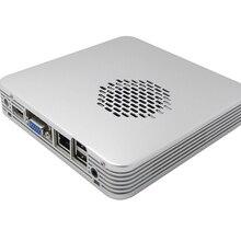 Очень маленький мини-ПК компьютер X3700M с Intel 1037U, двухъядерный 1,8 ГГц, встроенный с Windows 7/xp, 2 Гб оперативной памяти, 8 ГБ SSD