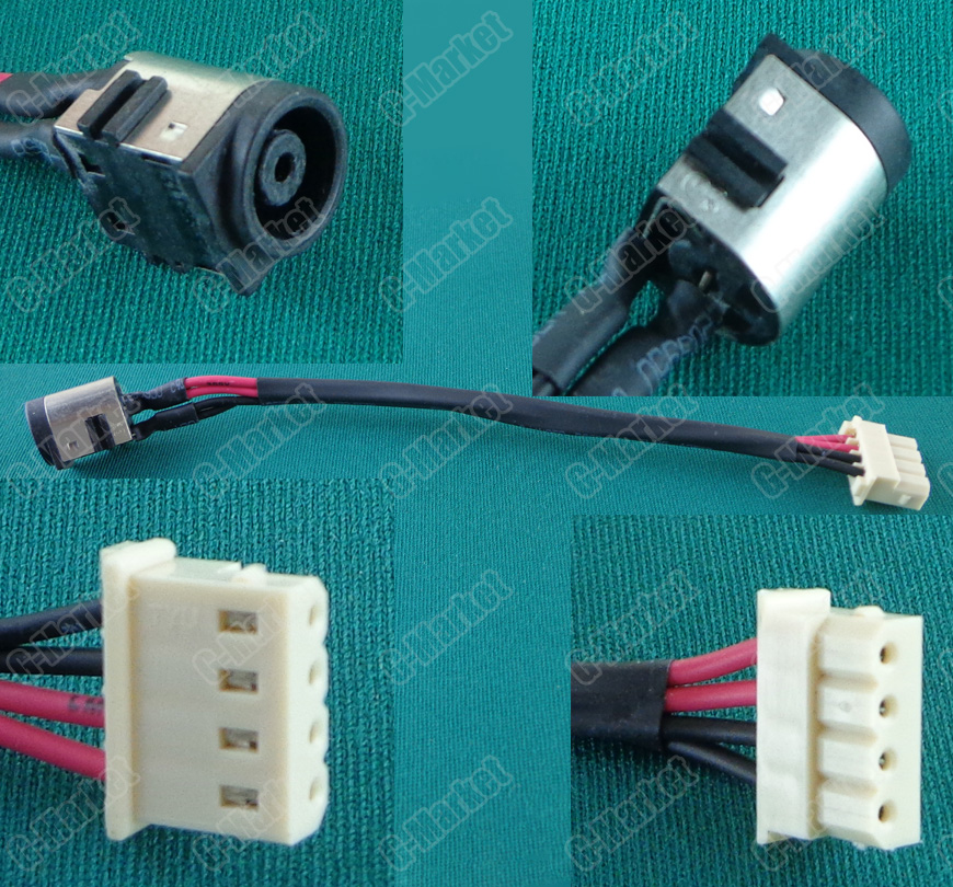 Cable Length: Other Computer Cables 1 Pcs Original New DC Power Jack for Sony Vaio Flip 14 15 SVF14 SVF15 SVF15N SVF15N14CXB SVF15N17CXB DC Jack