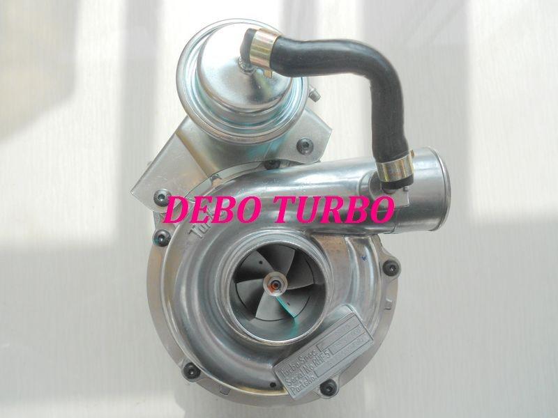 NOVÝ RHF5 8973544234 8973659480 turbodmychadlo pro ISUZU Rodeo Pickup 4JH1TC 3.0L 130HP 2003-