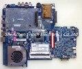 Para toshiba satellite p200 p205 x205 k000056590 la-3441p israa madre del ordenador portátil con ranura para gráficos